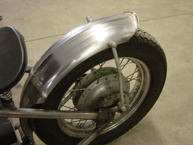 Rear Bobber Fenders
